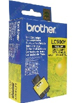 Картридж Brother LC-900Y для_Brother_MFC_210/410/ 620/3240/3340/5440/ 5840/DCP-110/310