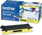 Картридж Brother TN-135Y для_Brother_HL_4040/4050/ DCP-9040/MFC-9440